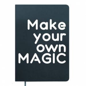 Notepad Make your own MAGIC
