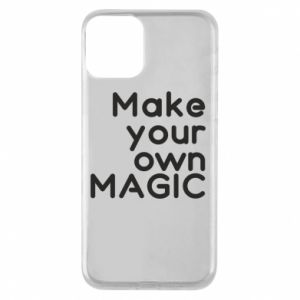 Etui na iPhone 11 Make your own MAGIC