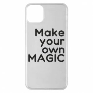 Etui na iPhone 11 Pro Max Make your own MAGIC