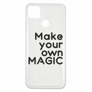 Xiaomi Redmi 9c Case Make your own MAGIC
