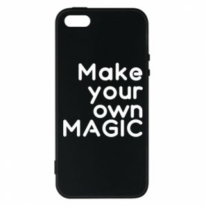 Etui na iPhone 5/5S/SE Make your own MAGIC