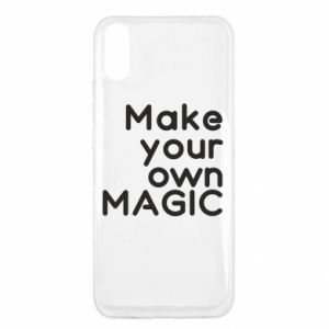 Xiaomi Redmi 9a Case Make your own MAGIC