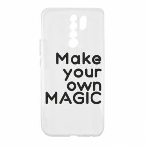 Xiaomi Redmi 9 Case Make your own MAGIC