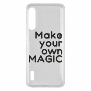 Xiaomi Mi A3 Case Make your own MAGIC