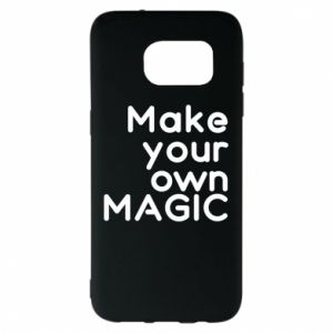 Samsung S7 EDGE Case Make your own MAGIC