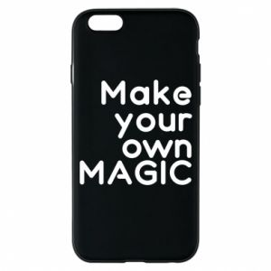 Etui na iPhone 6/6S Make your own MAGIC