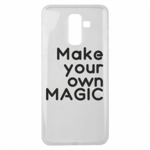 Samsung J8 2018 Case Make your own MAGIC
