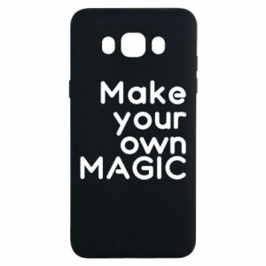 Samsung J7 2016 Case Make your own MAGIC