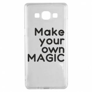 Samsung A5 2015 Case Make your own MAGIC