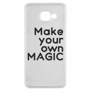 Samsung A3 2016 Case Make your own MAGIC