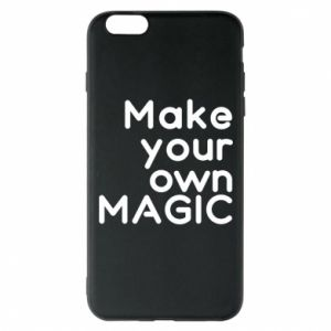 Etui na iPhone 6 Plus/6S Plus Make your own MAGIC