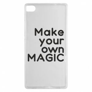 Huawei P8 Case Make your own MAGIC