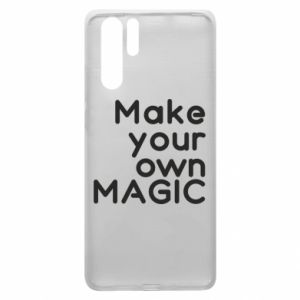Huawei P30 Pro Case Make your own MAGIC