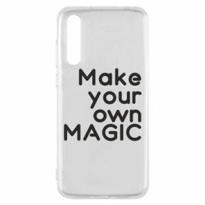 Huawei P20 Pro Case Make your own MAGIC