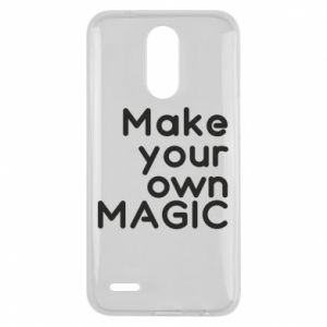 Lg K10 2017 Case Make your own MAGIC