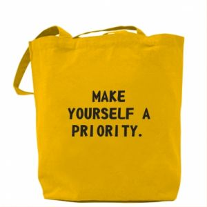 Torba Make yourself a priority