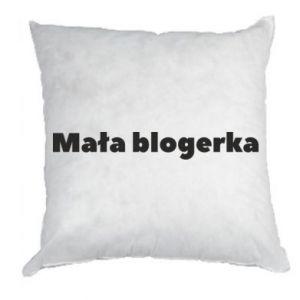Poduszka Mała blogerka