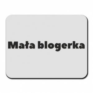 Podkładka pod mysz Mała blogerka
