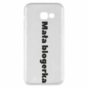 Phone case for Samsung A5 2017 Little blogger