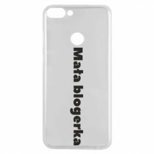 Phone case for Huawei P Smart Little blogger