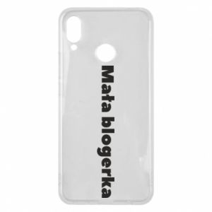 Phone case for Huawei P Smart Plus Little blogger