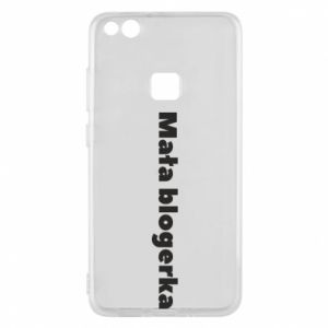 Phone case for Huawei P10 Lite Little blogger