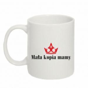 Mug 330ml Little copy of mom - PrintSalon