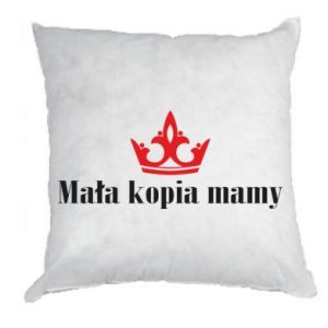 Pillow Little copy of mom - PrintSalon