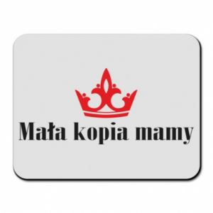 Mouse pad Little copy of mom