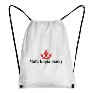 Backpack-bag Little copy of mom - PrintSalon