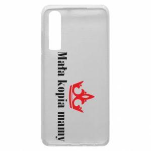 Phone case for Huawei P30 Little copy of mom - PrintSalon