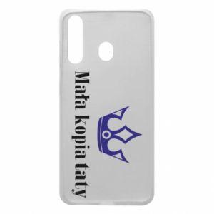 Phone case for Samsung A60 Little copy of dad - PrintSalon