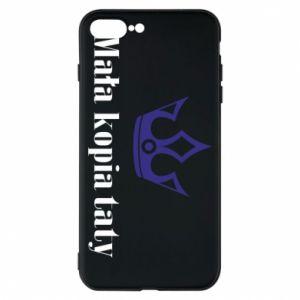 Phone case for iPhone 8 Plus Little copy of dad - PrintSalon