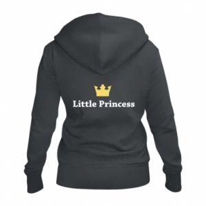 Damska bluza na zamek Little princess