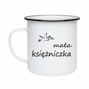 Enameled mug Little princess