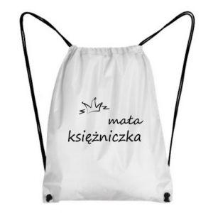 Backpack-bag Little princess