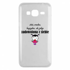 Phone case for Samsung J3 2016 Small mean