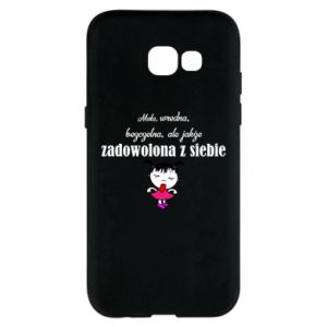 Phone case for Samsung A5 2017 Small mean