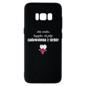 Phone case for Samsung S8 Small mean