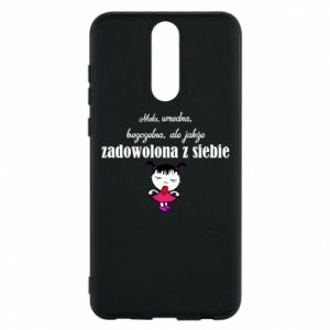 Phone case for Huawei Mate 10 Lite Small mean