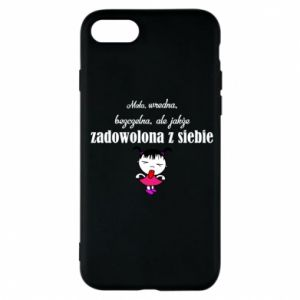 Etui na iPhone 7 Mała wredna
