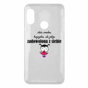 Phone case for Mi A2 Lite Small mean