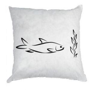Poduszka Maleńka rybka