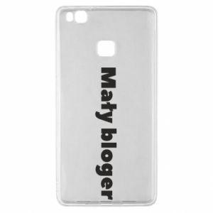 Etui na Huawei P9 Lite Mały bloger