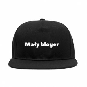 SnapBack Little blogger boy - PrintSalon