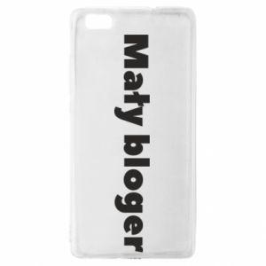 Etui na Huawei P 8 Lite Mały bloger
