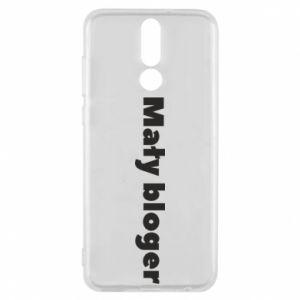 Phone case for Huawei Mate 10 Lite Little blogger boy - PrintSalon