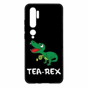 Etui na Xiaomi Mi Note 10 Mały dinozaur z herbatą