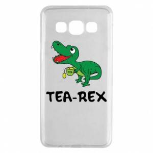 Etui na Samsung A3 2015 Mały dinozaur z herbatą