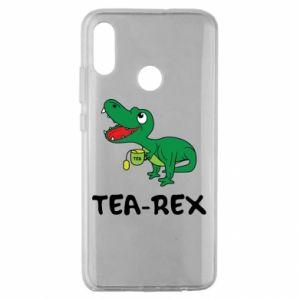 Etui na Huawei Honor 10 Lite Mały dinozaur z herbatą